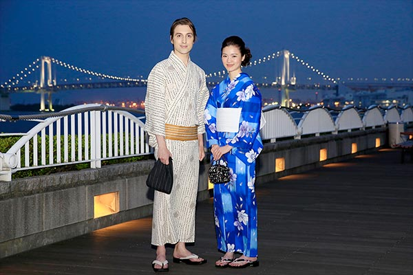 RENTAL YUKATA PLAN