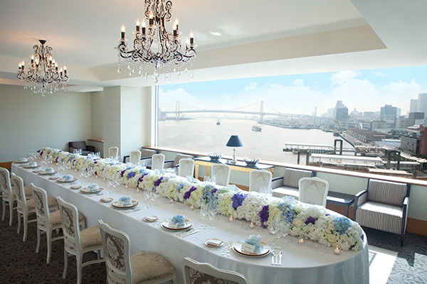 Rainbow Bridge View Dining & Champagne Bar MANHATTAN