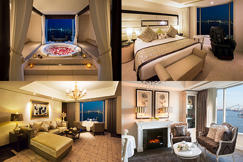 Designer's Suites & Rooms Information
